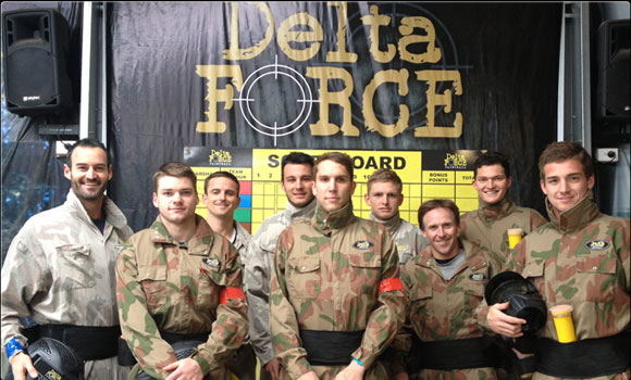 Nth Melbourne Football Club Delta Force Paintball Dingley Melbourne