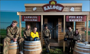 Dodge City Gamezone Delta Force Paintball Dingley Melbourne