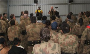 Safety Briefing Delta Force Paintball Dingley Melbourne