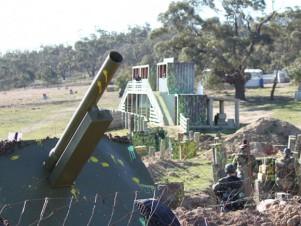 Delta Force Paintball Geelong D-Day Landing