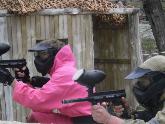 Delta Force Paintball Geelong Tropic Thunder